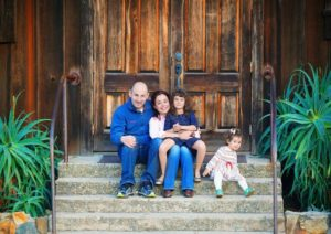 Dr. Tsvetov's Family Photo DUPLICATE - B