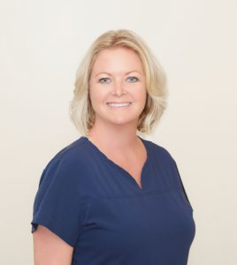 Headshot of Stacey - Front Office Manager