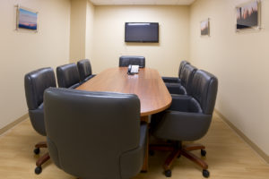 Oral Surgery Practice Conference Room