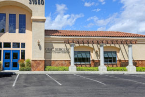 Temecula Oral Surgery Building Entrance
