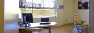 Oral Surgery Consultation Room - Panorama Shot
