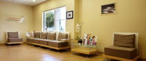 Panorama of Oral Surgery Office Waiting Room