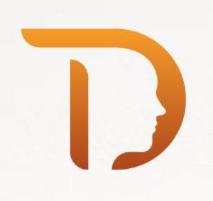 D of the Temecula Facial Oral Surgery Logo