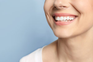 How long after dental implants can I eat normally