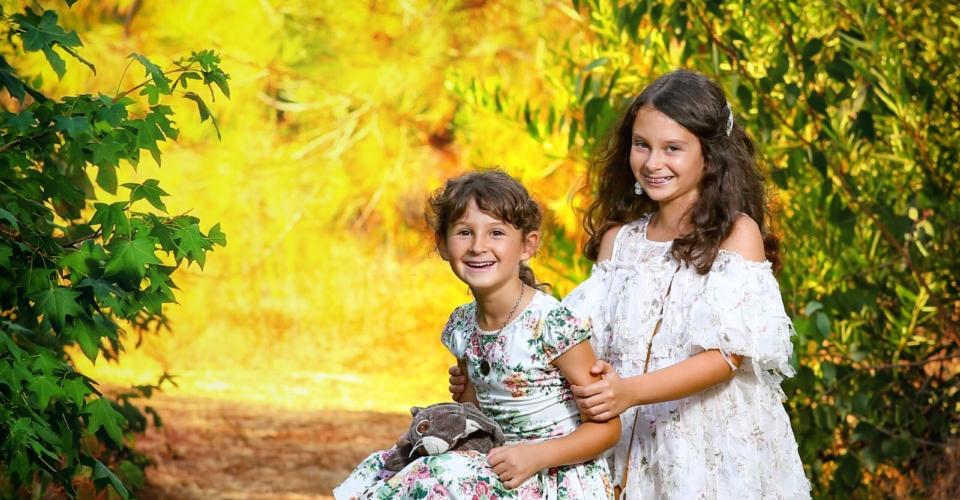 Dr. Tsvetov's daughters